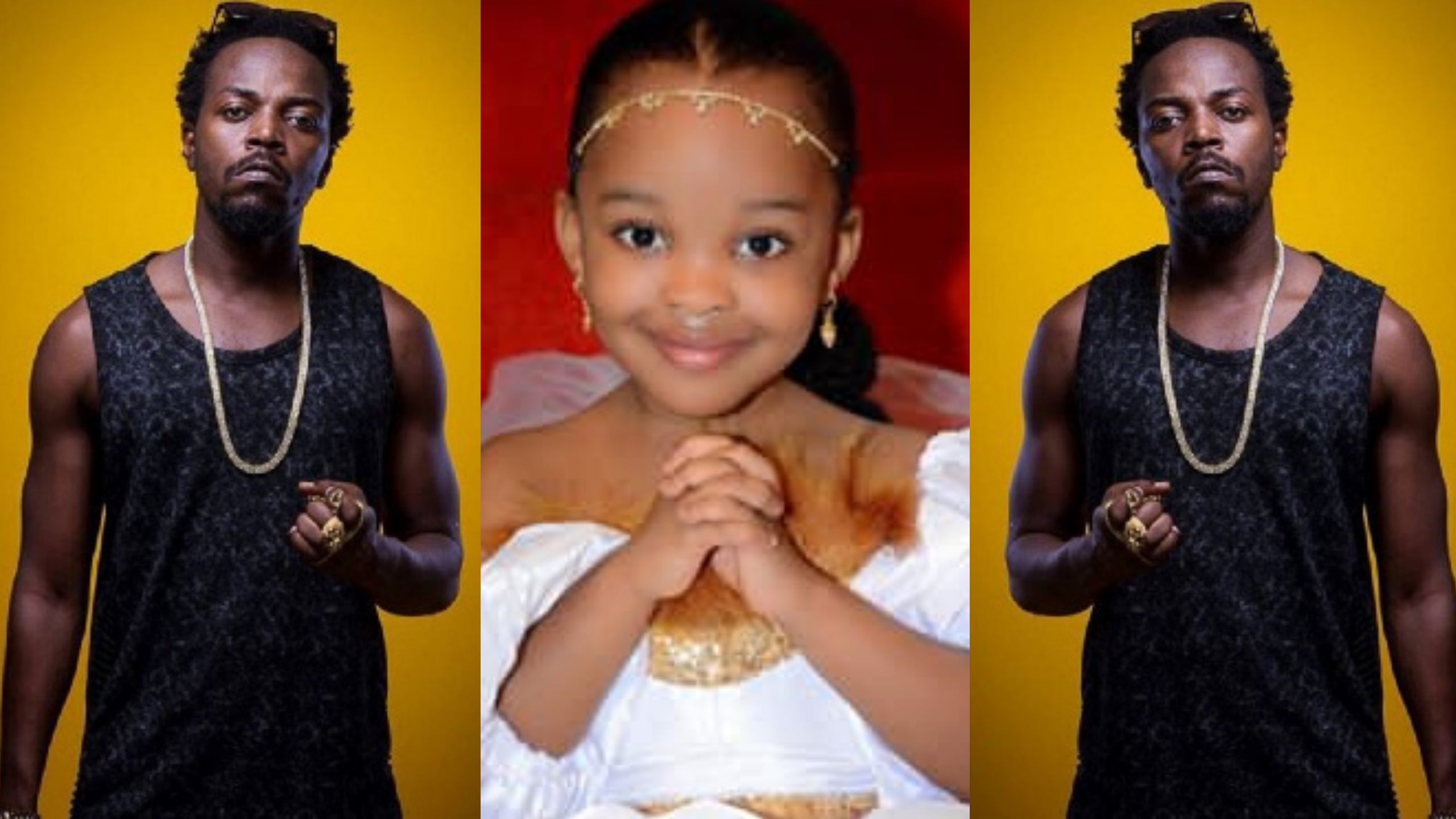 Kwaw Kese's Pretty Daughter Wows Ghanaians with Cute Birthday Photos