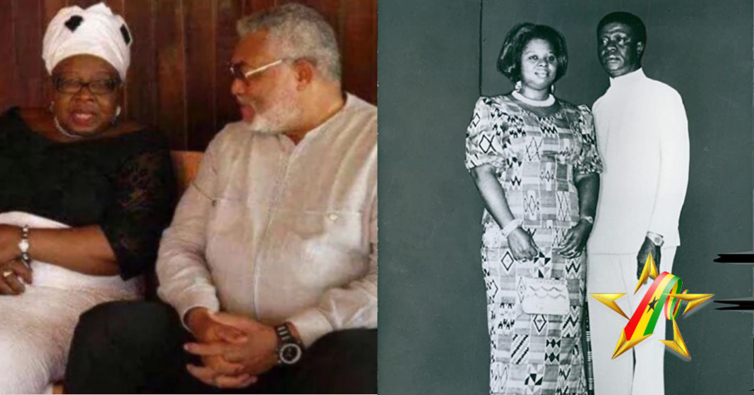 Meet Faustina Acheampong, Spouse Of General Ignatius Kutu Acheampong Executed On June 1979