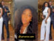Video of John Paintsil's wife rap Fameye's song word for word goes viral
