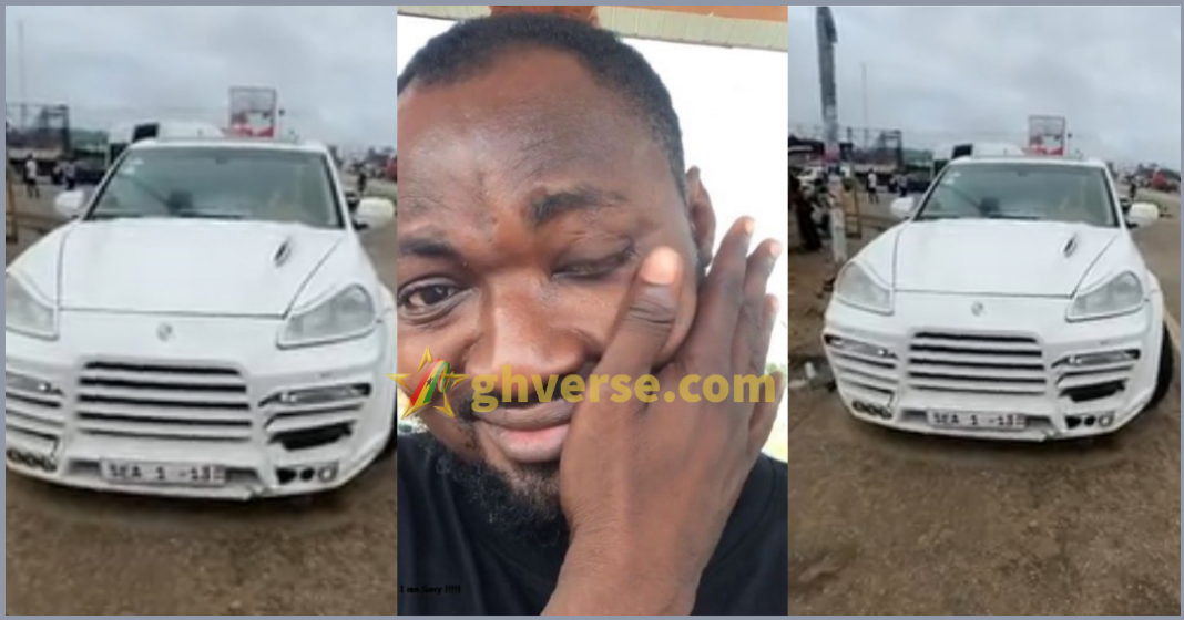 Funny Face Involved In A Deadly Motor Accident (VIDEO)