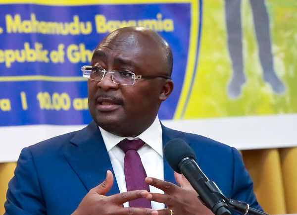 NDC thinks everything promised by NPP is impossible – Bawumia
