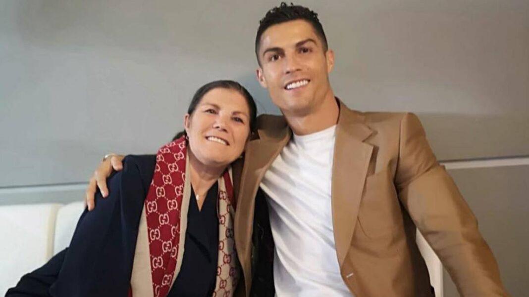 Cristiano Ronaldo bans mum from Manchester