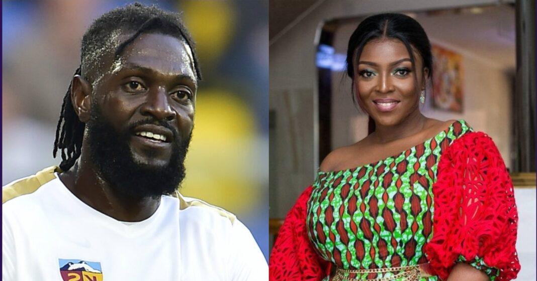 WATCH VIDEO: LEAK VIDEO tape Adebayor and Yvonne Okoro?